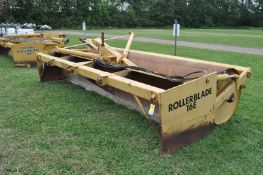 16' Holmes Rollerblade 16E blade, pull type, hyd lift