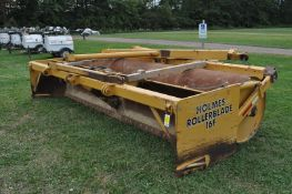 16' Holmes Rollerblade 16F blade, pull type, hyd lift