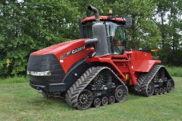 "2015 Case IH 540 QuadTrac tractor, powershift, 30"" belts, 6 hyd remotes, 1000 PTO, ag drawbar"