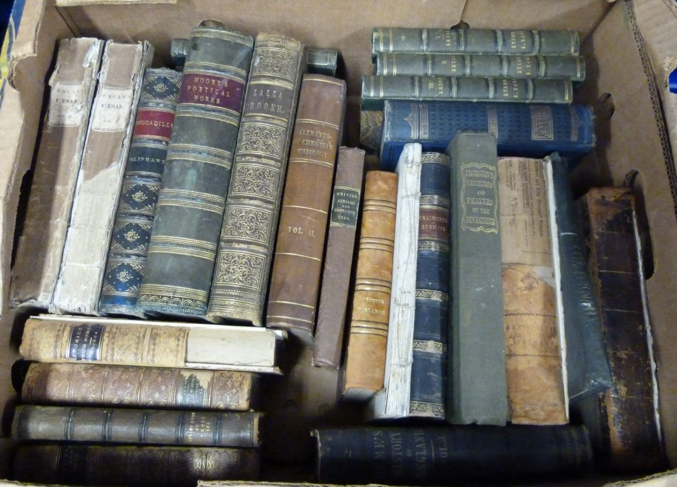 CARLISLE. Antiquarian and Collectable Books including fine Ornithology.