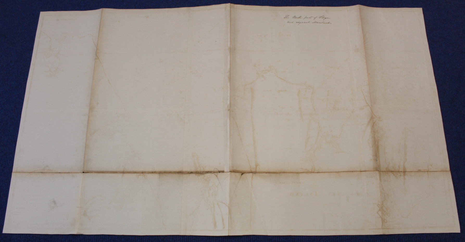 MACKENZIE MURDOCH (SNR.).A General Chart of the West Coast & Western Islands of Scotland from - Image 54 of 66