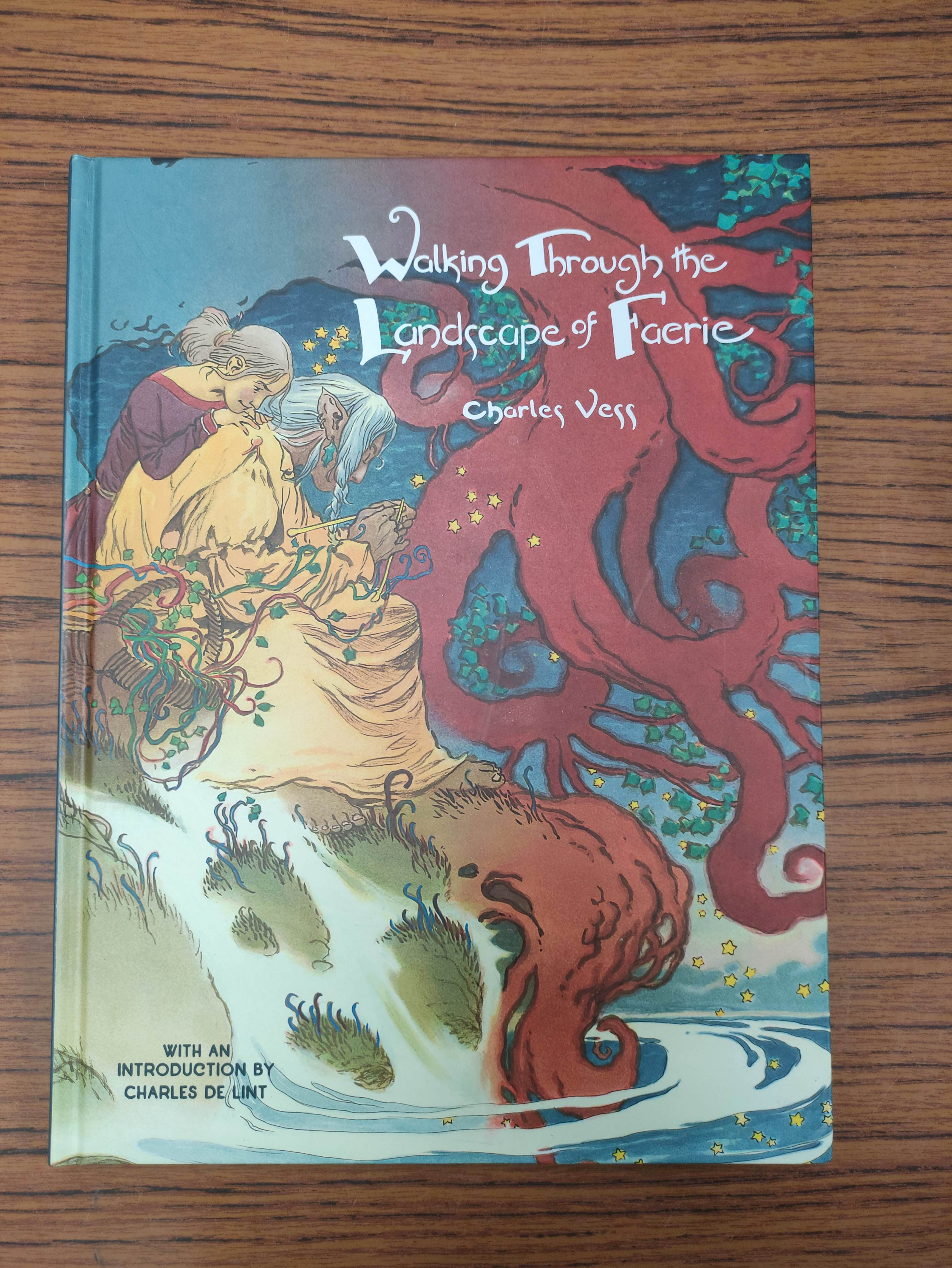 VESS CHARLES.Coloring Book. 5 copies, unused. Each signed by Vess; also 2 other vols. (6). - Image 9 of 14