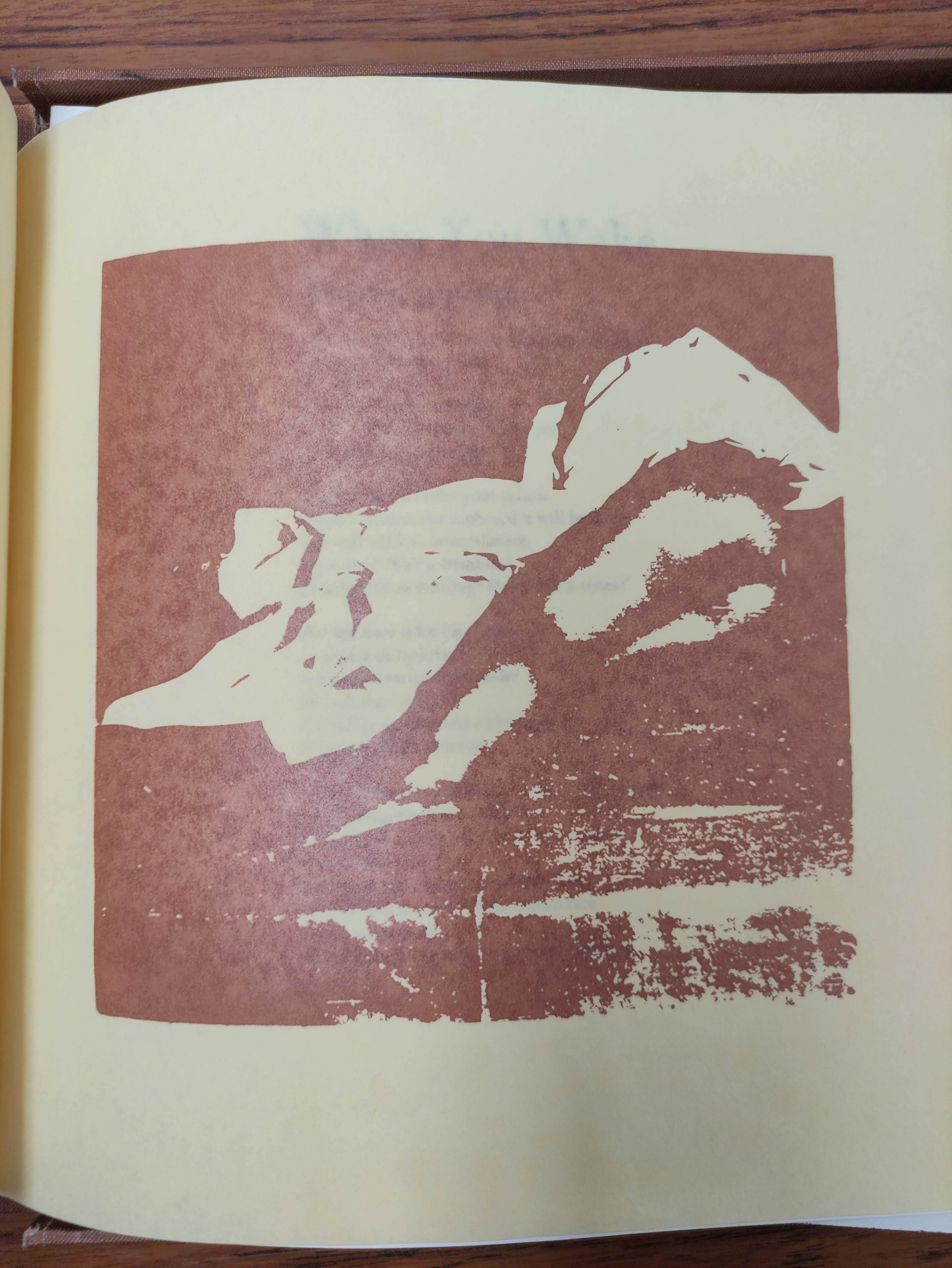 BENVENISTE PIP (Illus).When You Wake Tomorrow by Brian Patten. Ltd. ed. 21/125. Signed by author & - Image 8 of 14