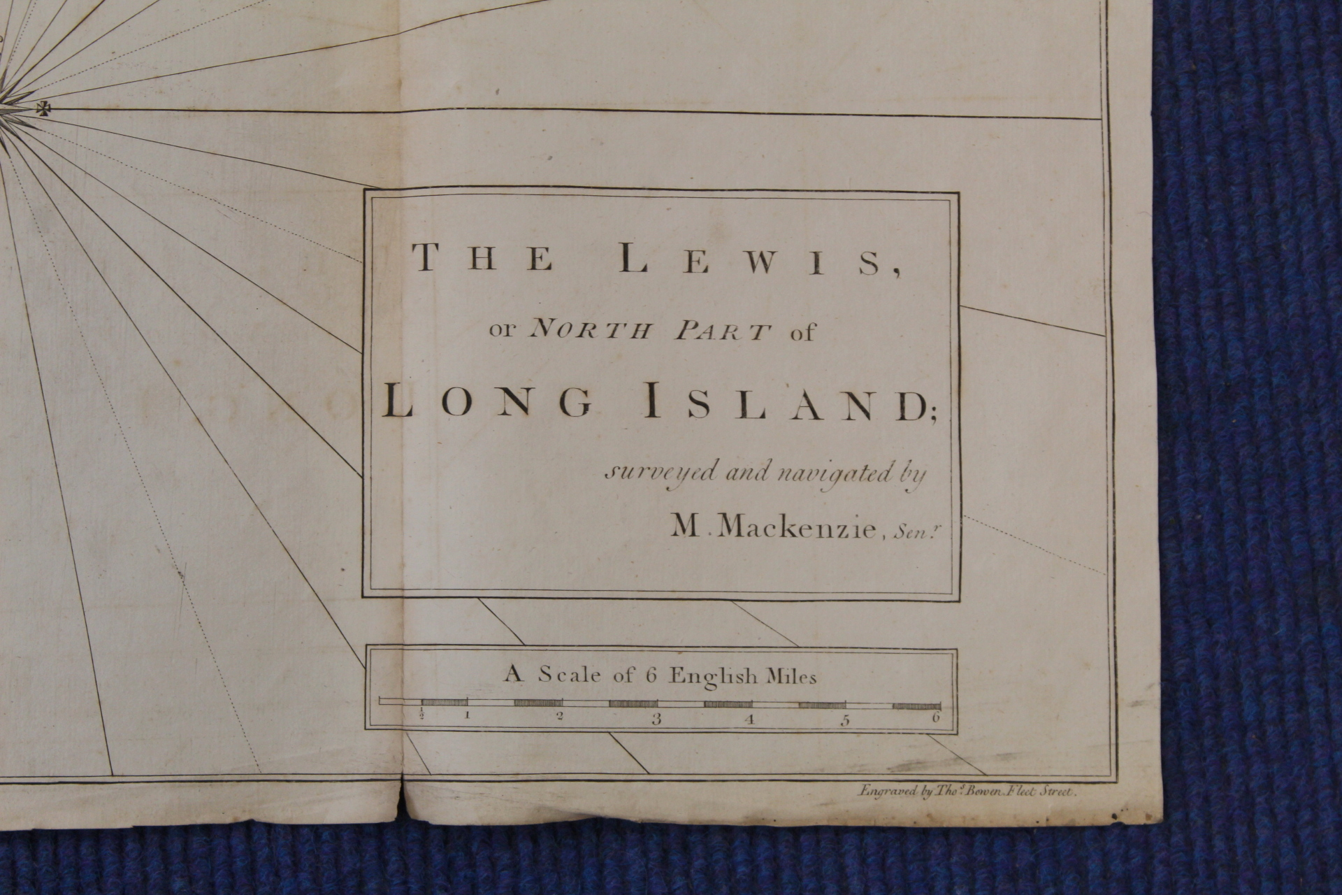 MACKENZIE MURDOCH (SNR.).A General Chart of the West Coast & Western Islands of Scotland from - Image 17 of 66