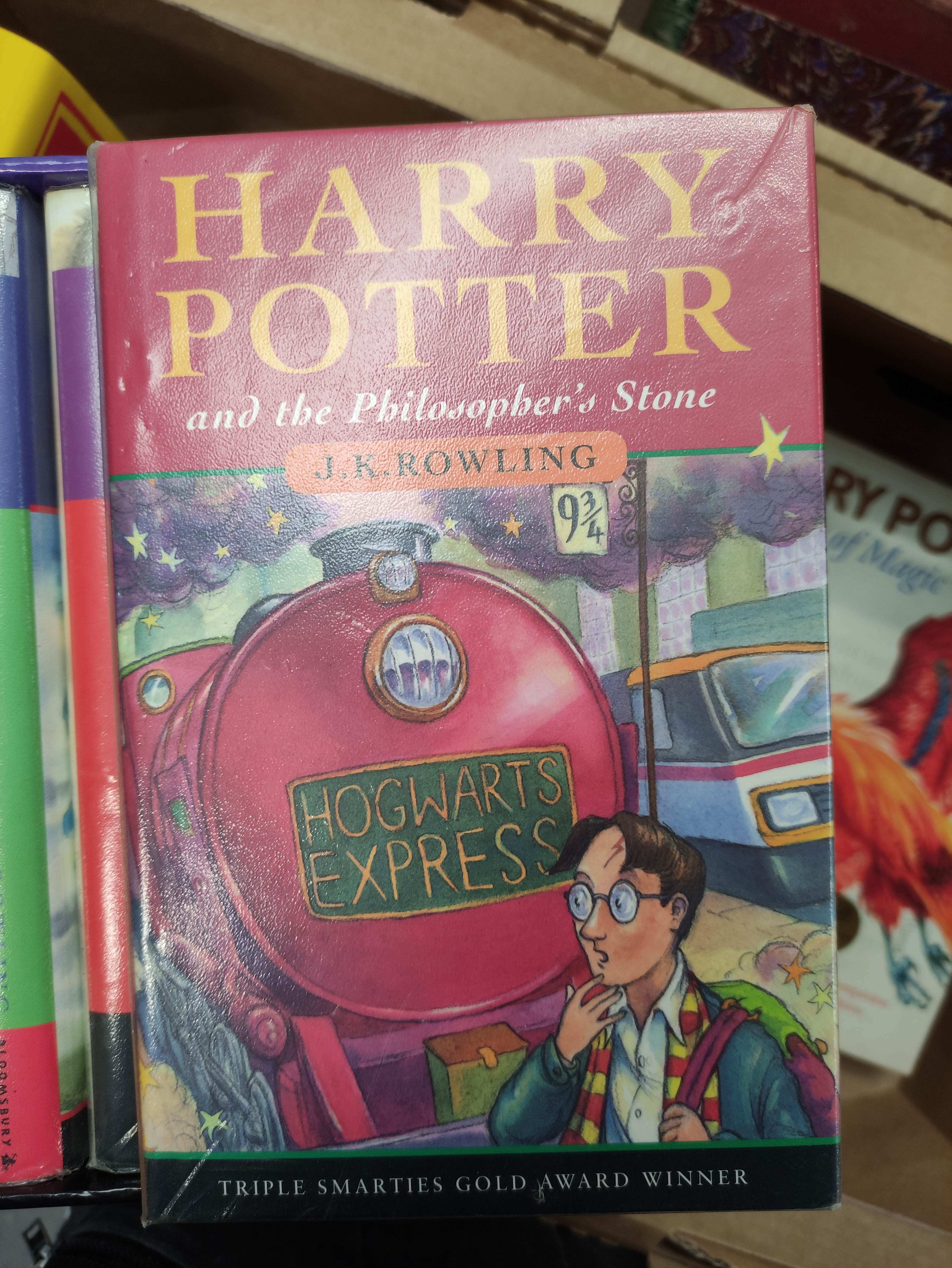 ROWLING J. K.Various vols. incl. 1st's in d.w's of Half-Blood Prince, Order of the Phoenix & - Image 3 of 5