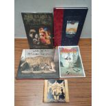 GAIMAN NEIL & VESS CHARLES.Stardust. Signed & inscribed with sketch. Small folio. Pict. brds. N.