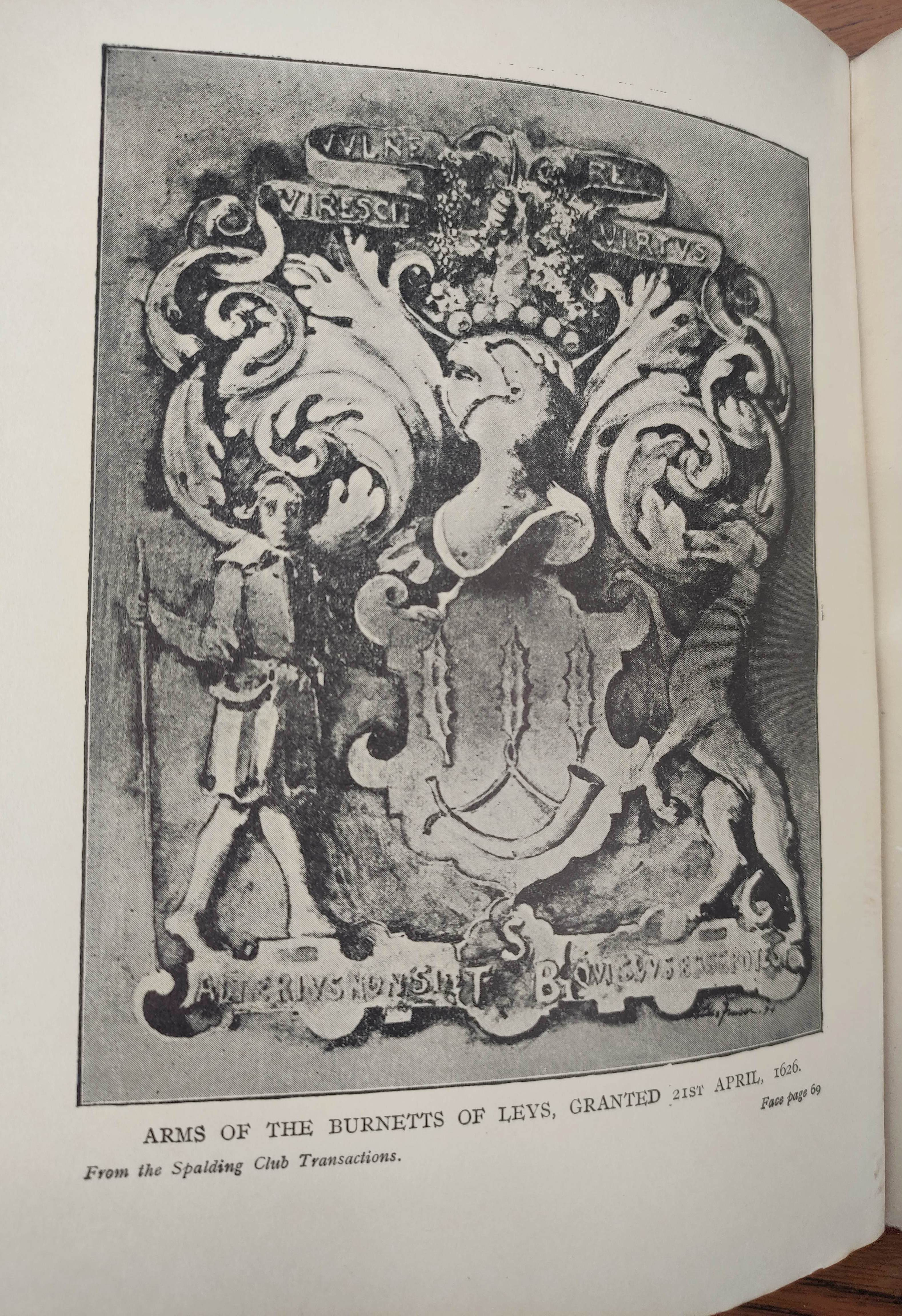GRAHAM H. D.Antiquities of Iona. Litho frontis, map & plates. Quarto. Rebound qtr. green calf, - Image 4 of 13