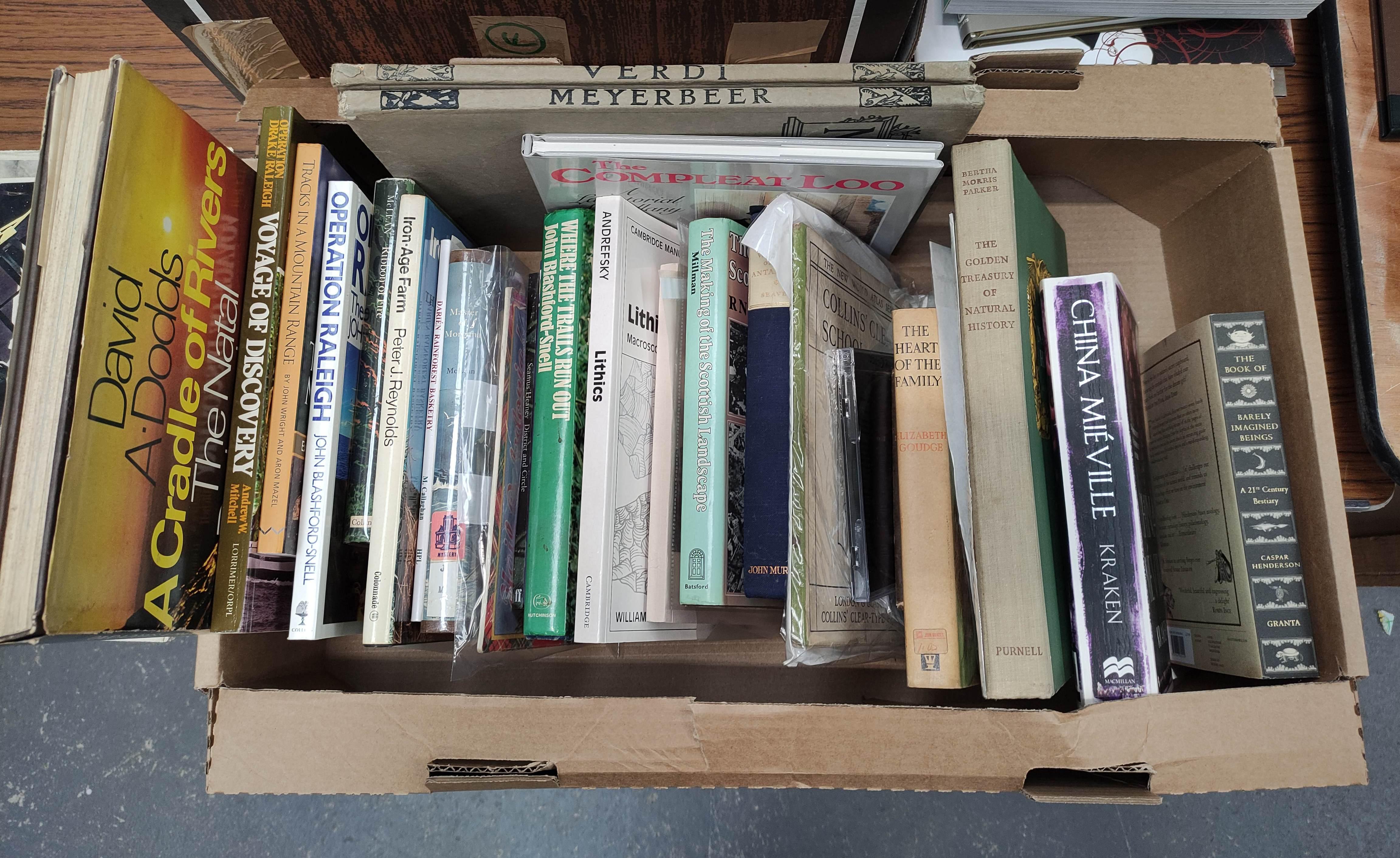 Various.A carton of various vols.