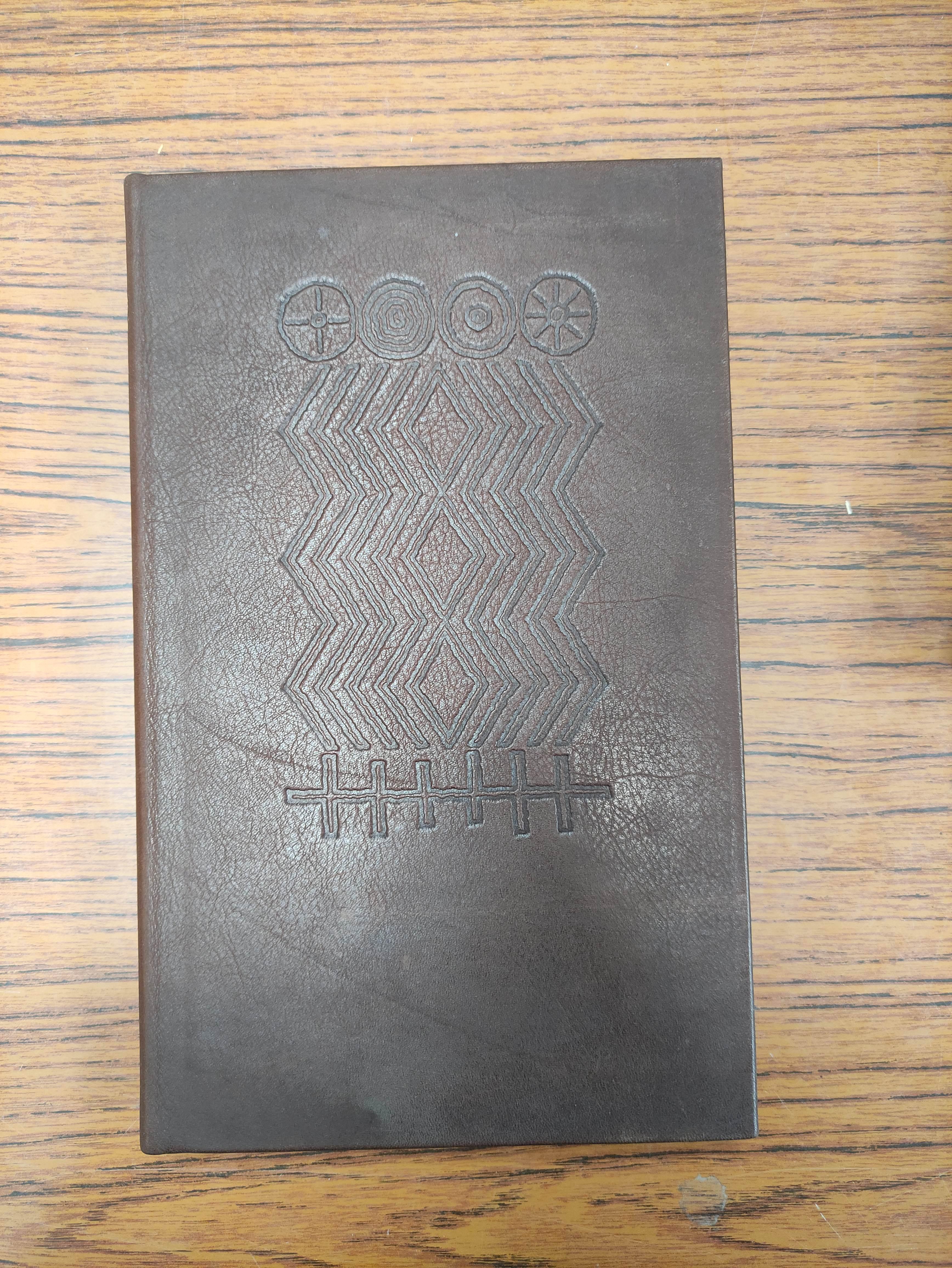 HEANEY SEAMUS.Poems & Memoir. Signed ltd. ed. 1197/2000. Plates. Folio. Calf in slip case. Limited - Image 3 of 8