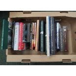 GAIMAN NEIL.The Art of Neil Gaiman. Illus. Quarto. Pict. brds. 2014; also 17 others, mainly Neil