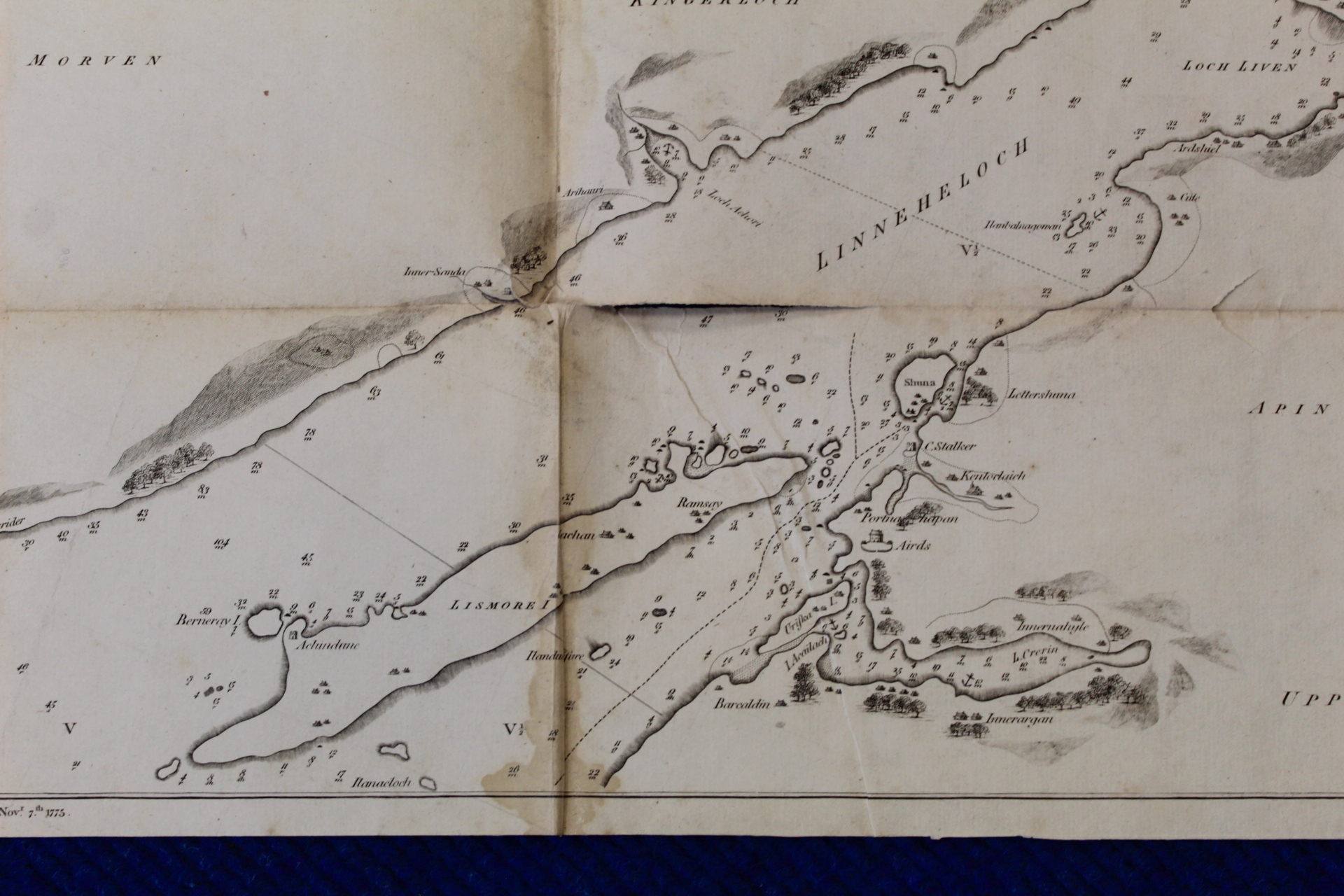 MACKENZIE MURDOCH (SNR.).A General Chart of the West Coast & Western Islands of Scotland from - Image 47 of 66