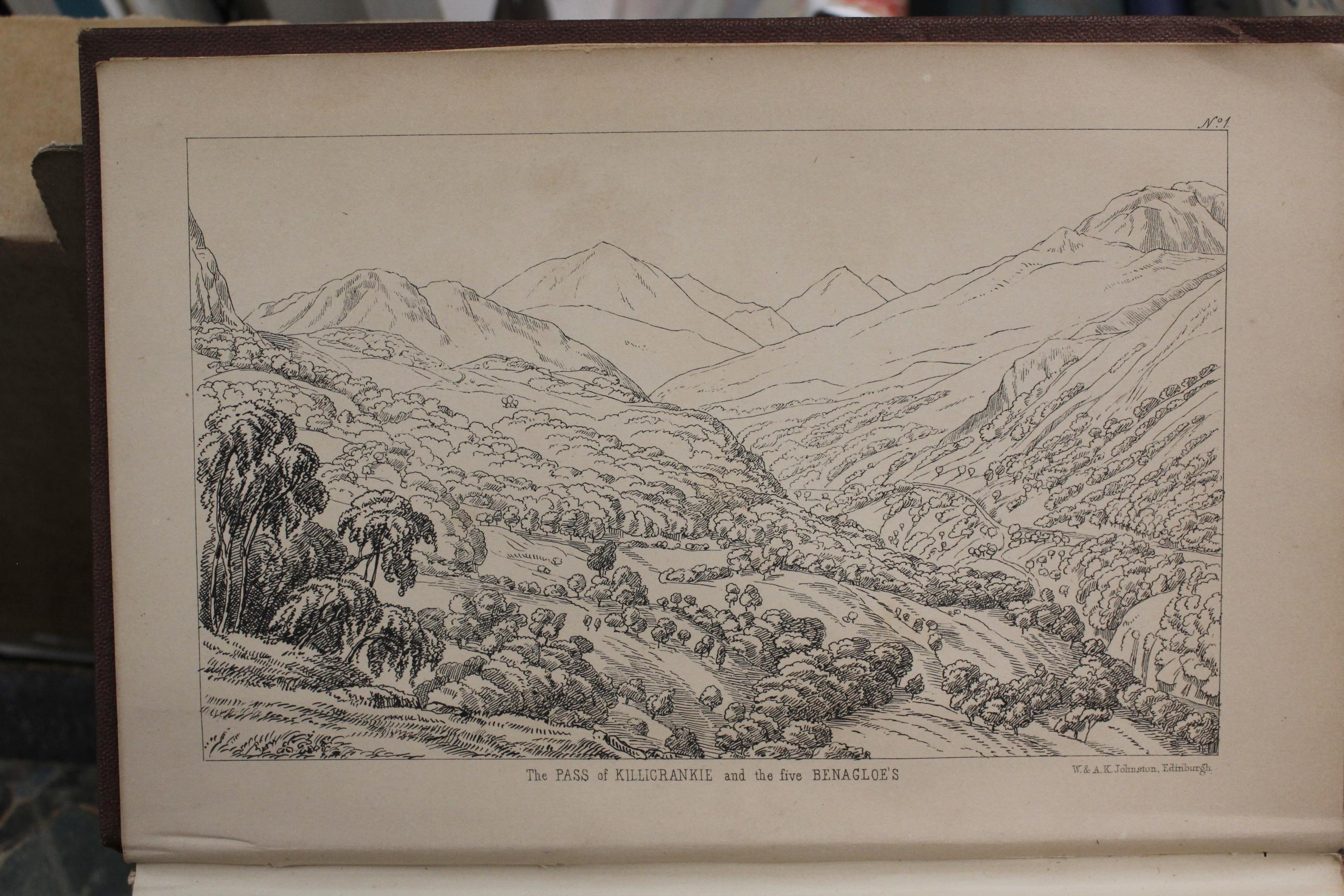 Scotland.A carton of vols. incl. Highlands & Islands. - Image 5 of 5