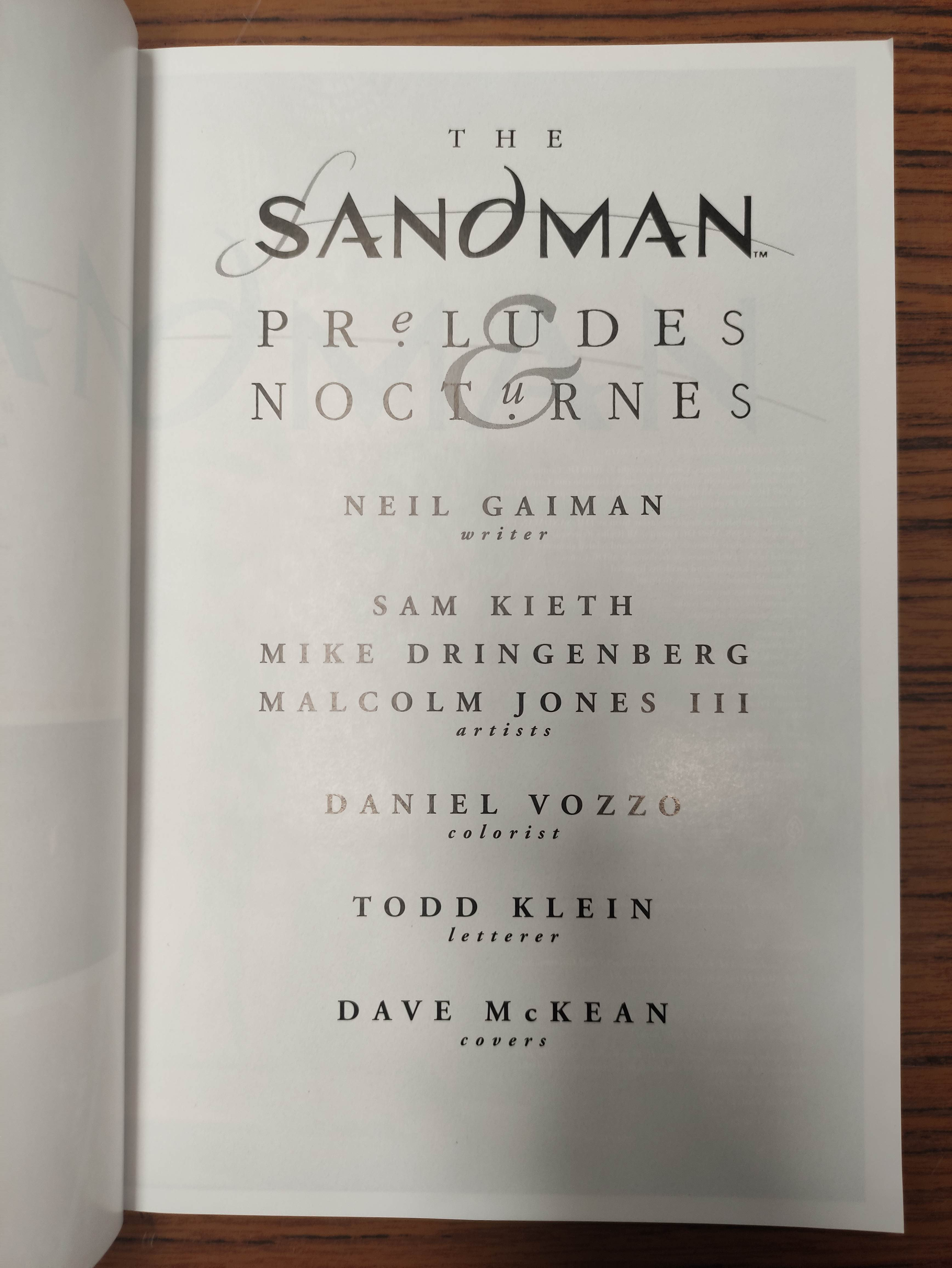 GAIMAN NEIL.The Sandman. Vols. 1 to 10 in wrappers & slip case; also 5 others, Neil Gaiman. - Image 7 of 17