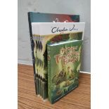 VESS CHARLES.Coloring Book. 5 copies, unused. Each signed by Vess; also 2 other vols. (6).