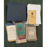ROYAL COMMISSION (HIGHLANDS & ISLANDS, 1892).5 fldg. col. maps of Skye, linen rebacked; also a