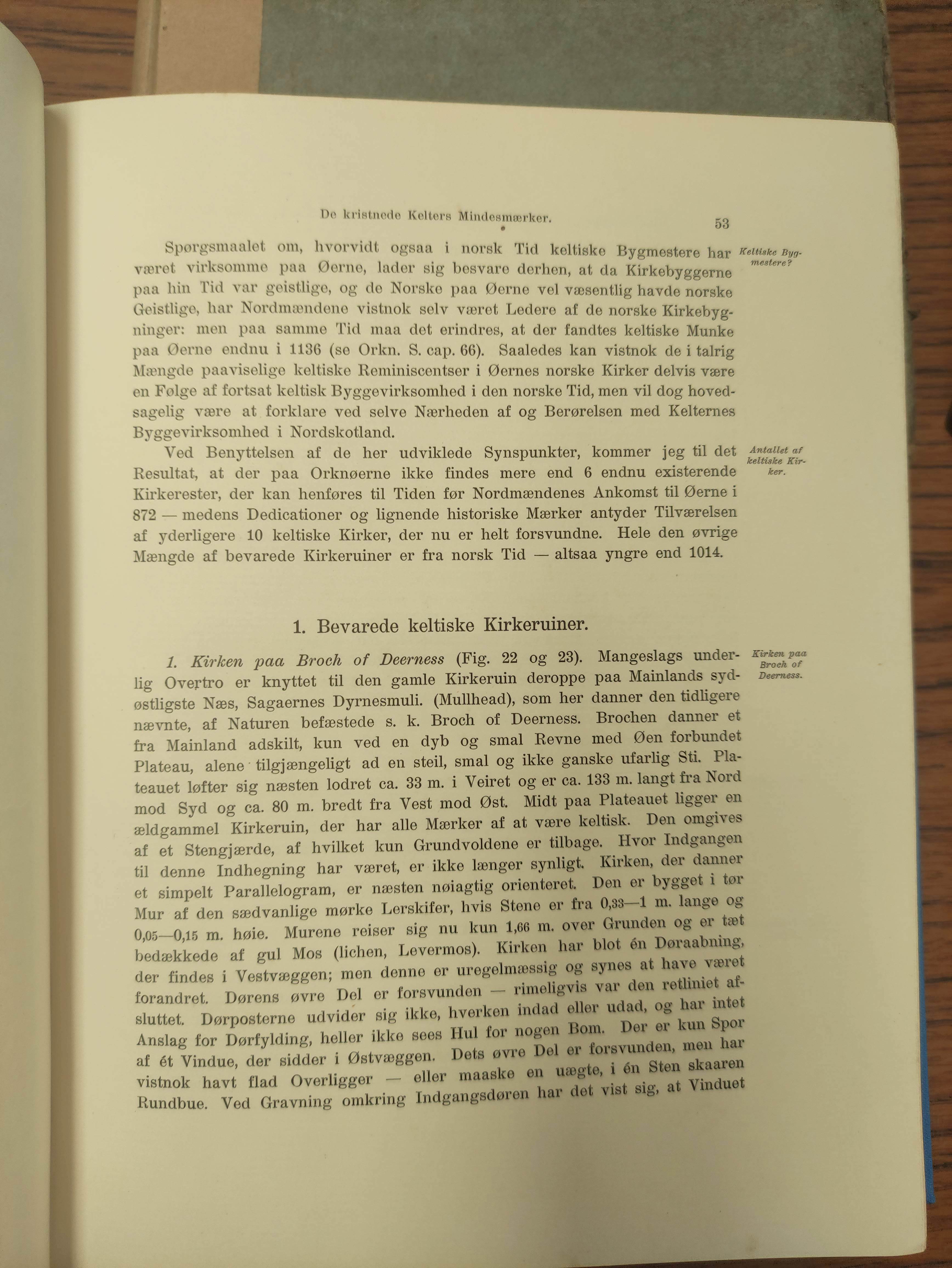 BARRY GEORGE. The History of the Orkney Islands. Fldg. eng. map & eng. plates. Quarto. Rebacked - Image 13 of 13