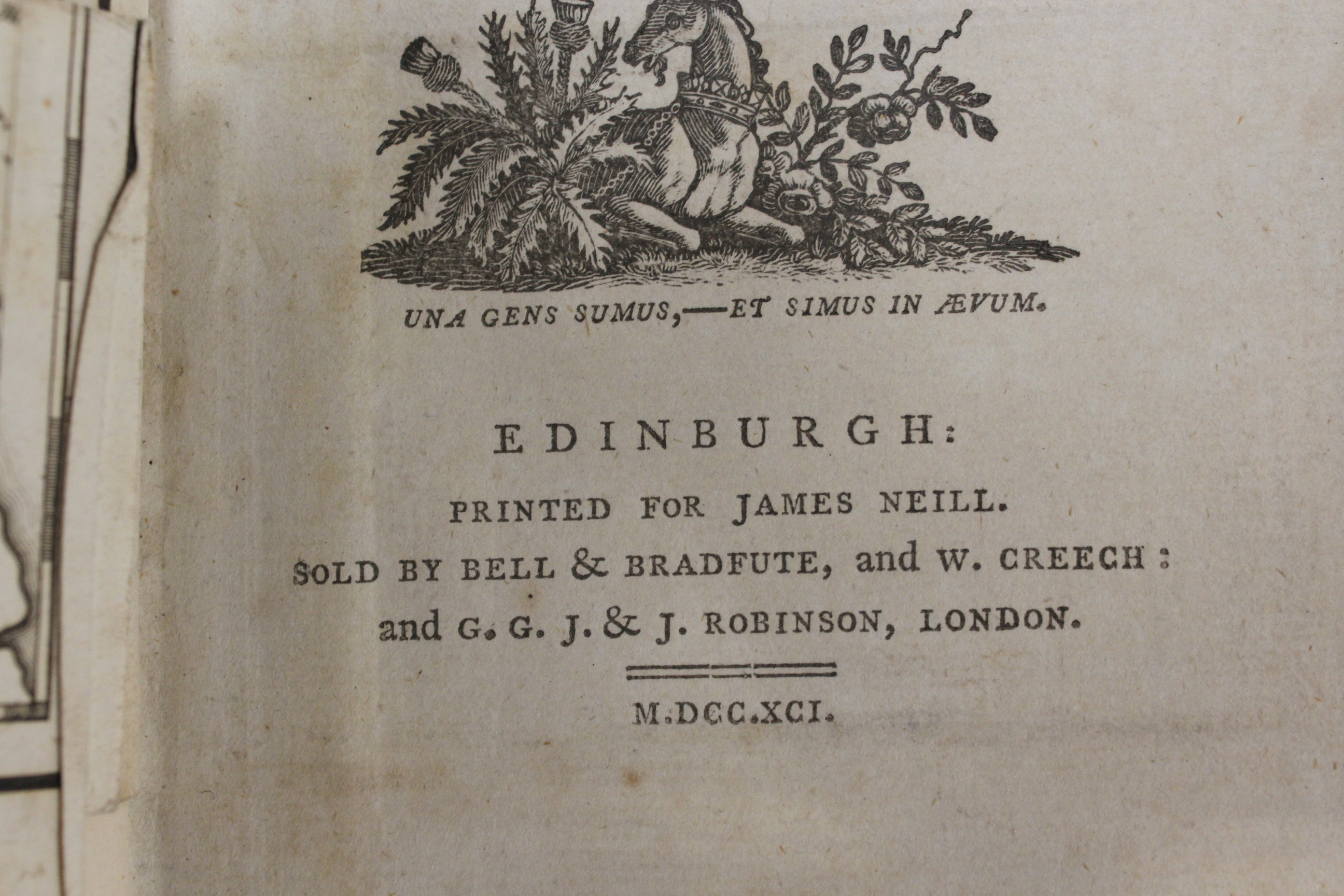 MACCULLOCH JOHN.A Description of the Western Islands of Scotland including the Isle of Man. 3 - Image 5 of 6