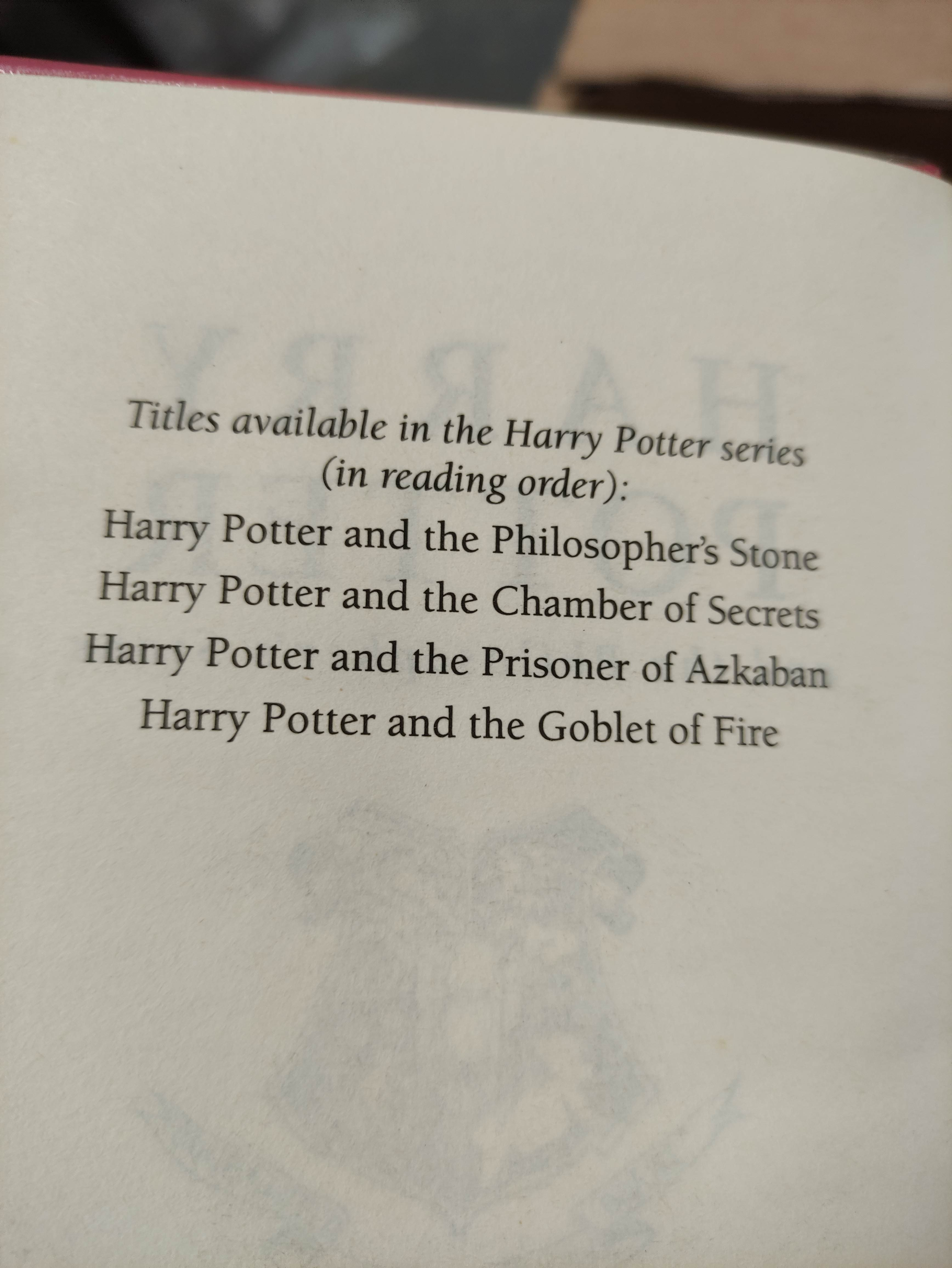 ROWLING J. K.Various vols. incl. 1st's in d.w's of Half-Blood Prince, Order of the Phoenix & - Image 4 of 5