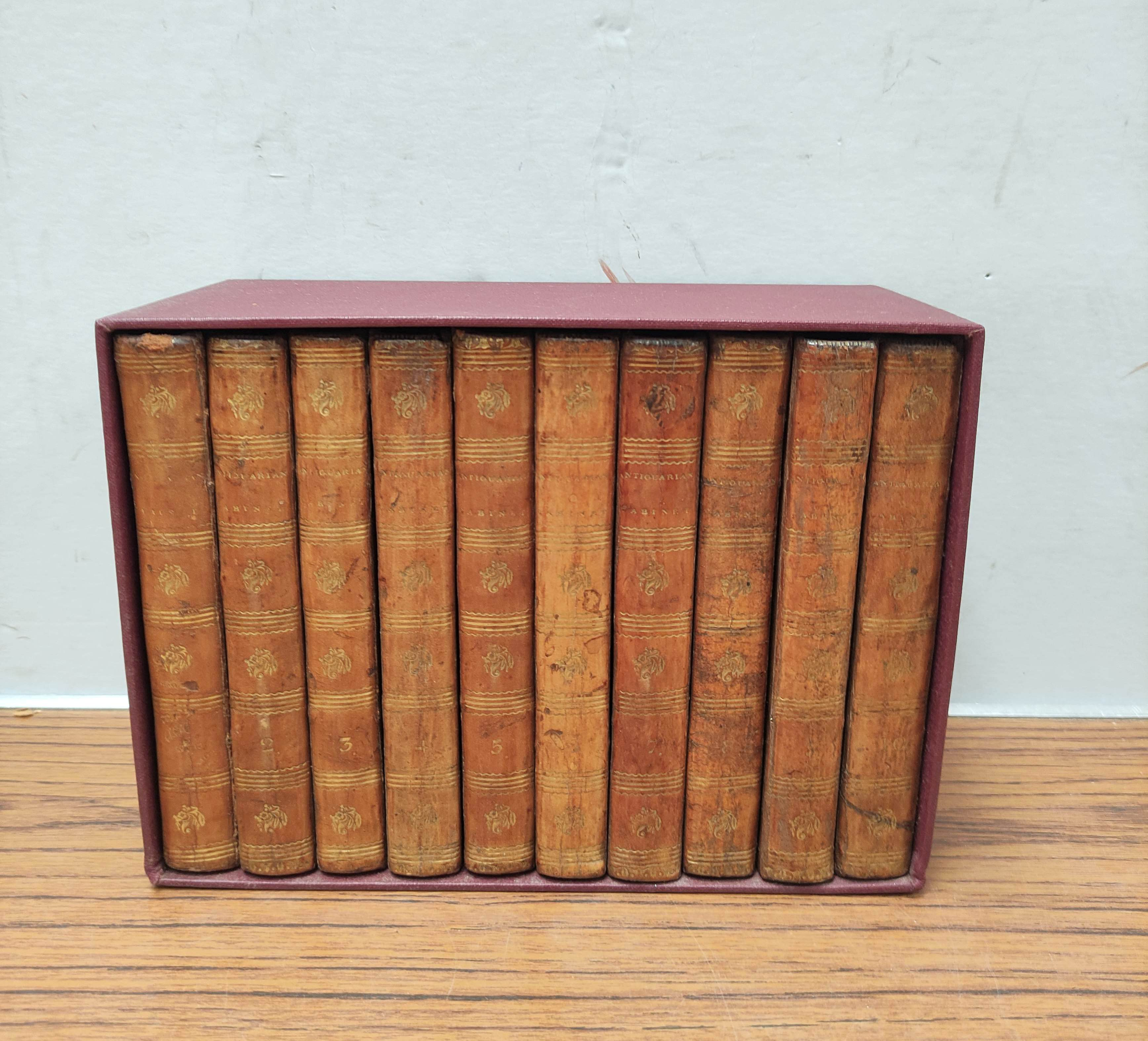 STORER J. & GREIG I.Antiquarian & Topographical Cabinet Containing a Series of Elegant Views ...