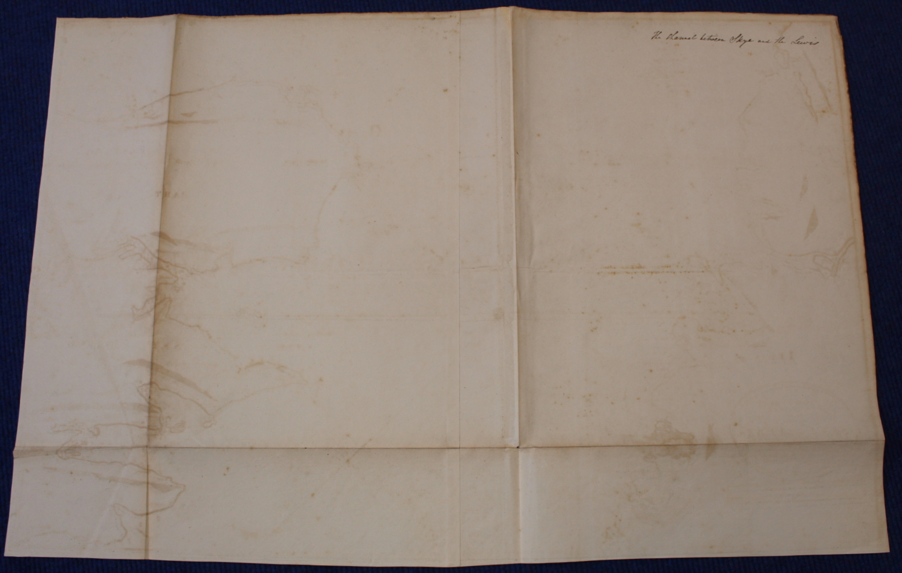 MACKENZIE MURDOCH (SNR.).A General Chart of the West Coast & Western Islands of Scotland from - Image 44 of 66