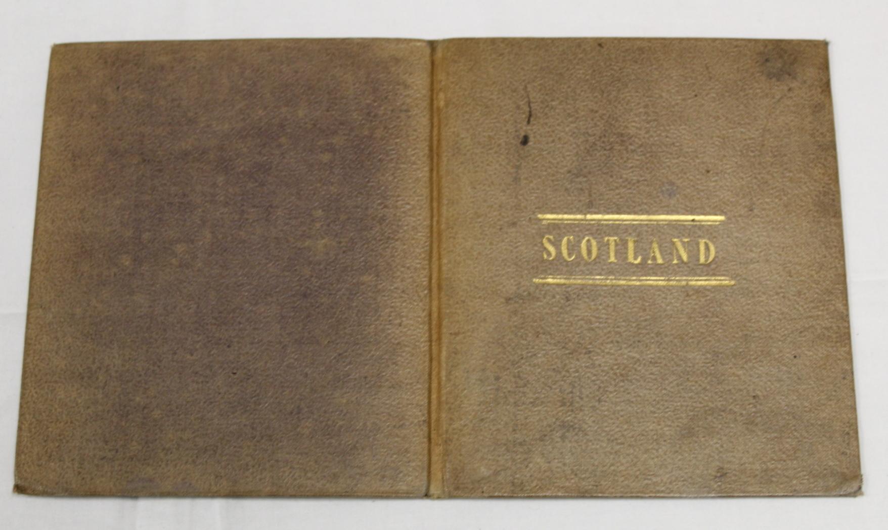 KIRKWOOD J. & SONS.Map of Scotland. Hand col. eng. fldg. linen map in well worn orig. slip case. - Image 18 of 36