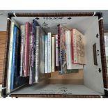 Unicorns.A carton of vols. mainly re. the unicorn.
