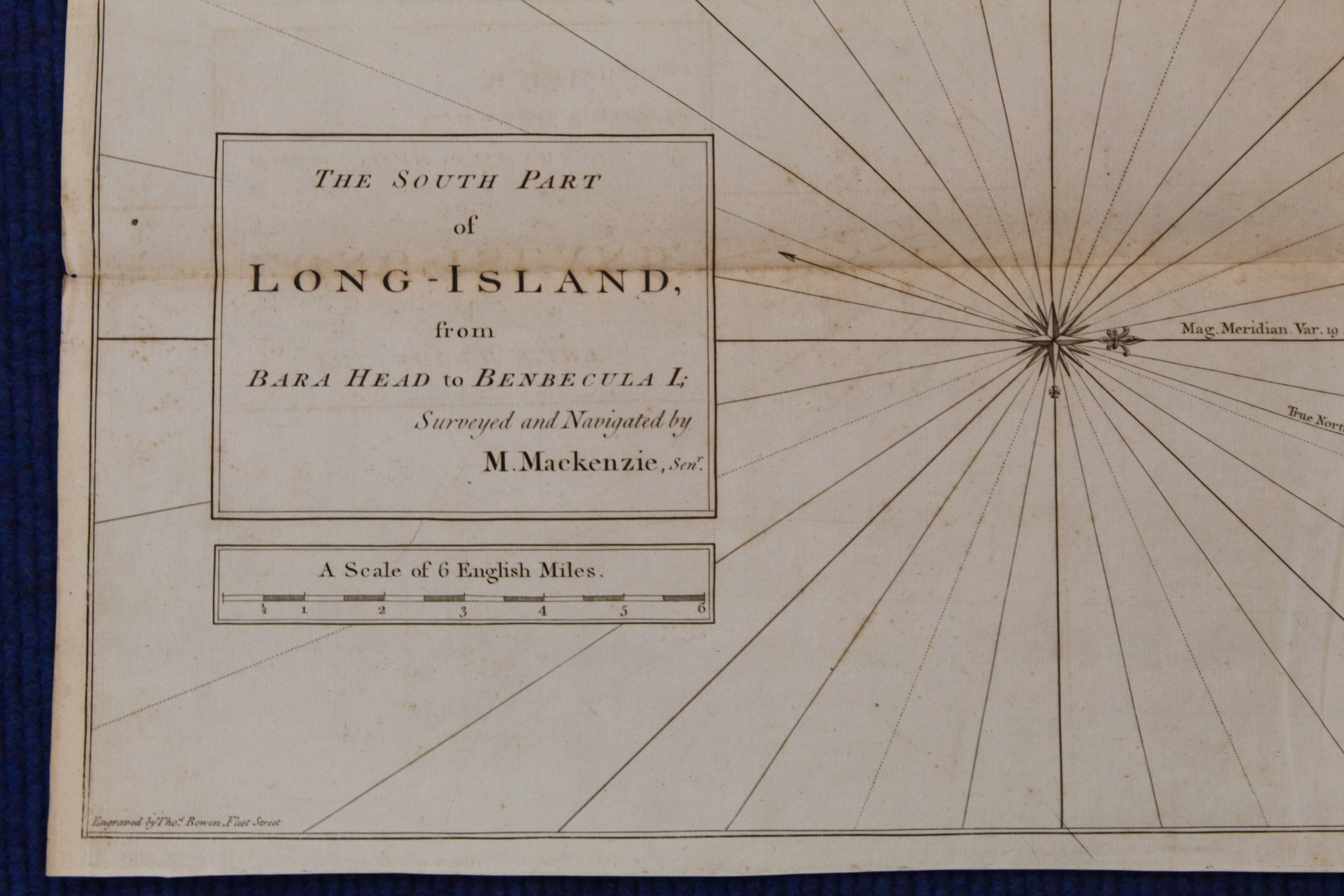MACKENZIE MURDOCH (SNR.).A General Chart of the West Coast & Western Islands of Scotland from - Image 39 of 66