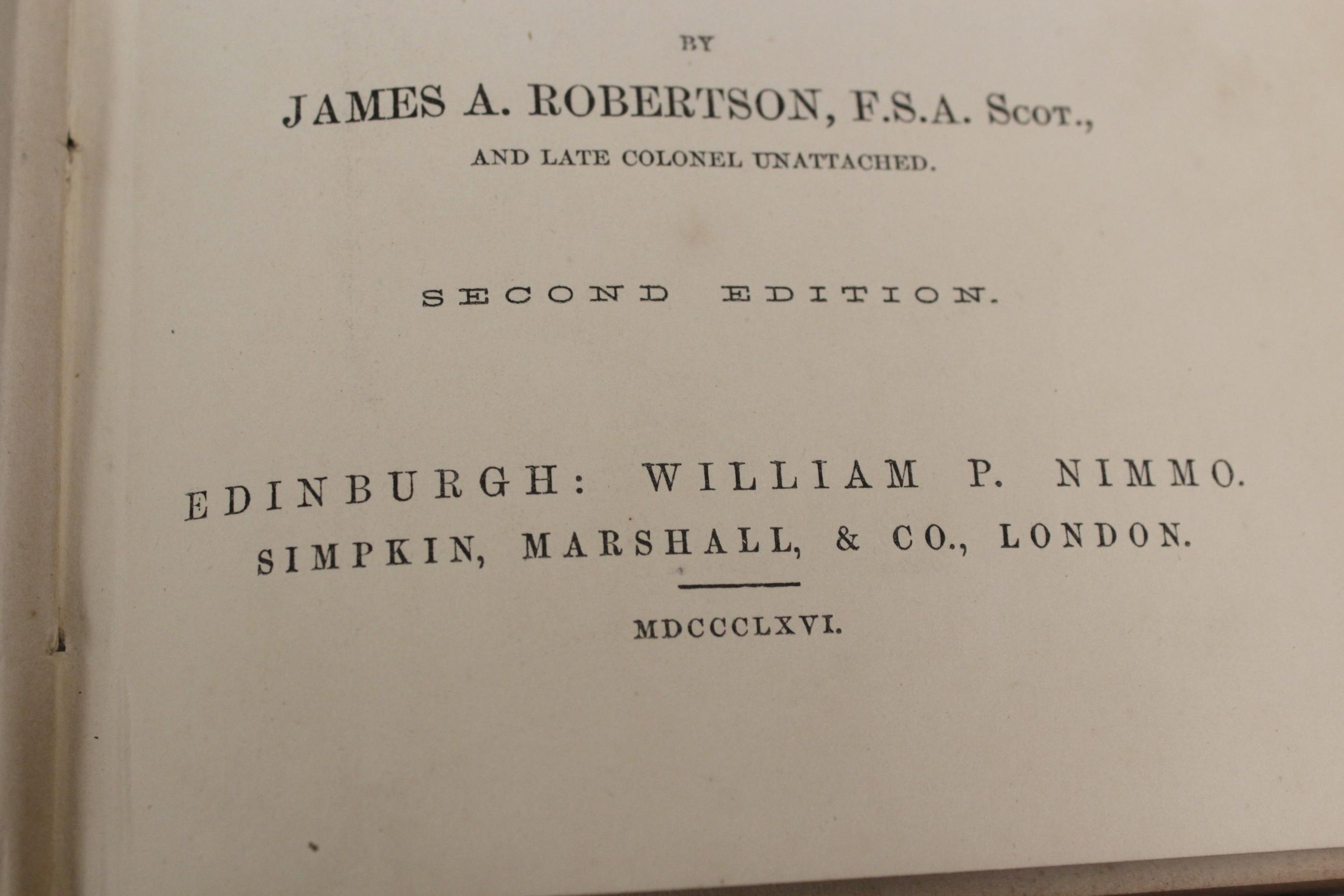 Scotland.A carton of vols. incl. Highlands & Islands. - Image 4 of 5