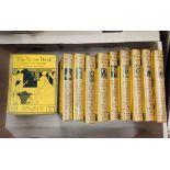 THE YELLOW BOOK.An Illustrated Quarterly. A set of 13 vols., many fine illus. Small quarto.