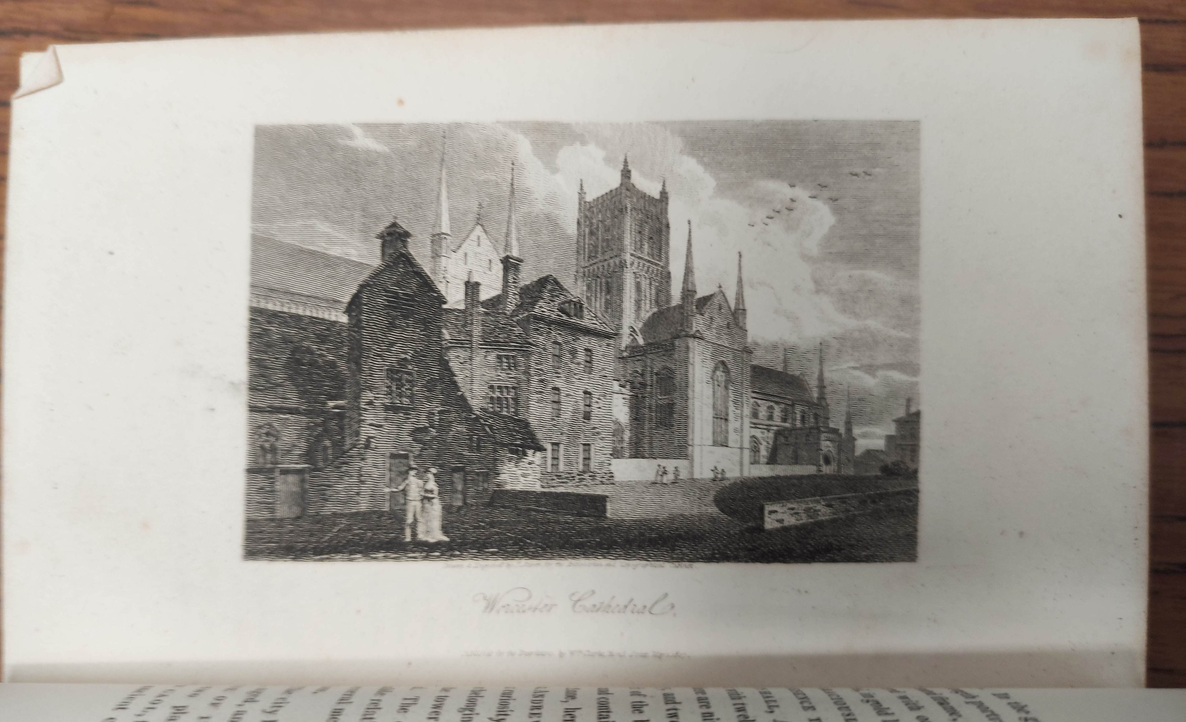STORER J. & GREIG I.Antiquarian & Topographical Cabinet Containing a Series of Elegant Views ... - Image 7 of 8