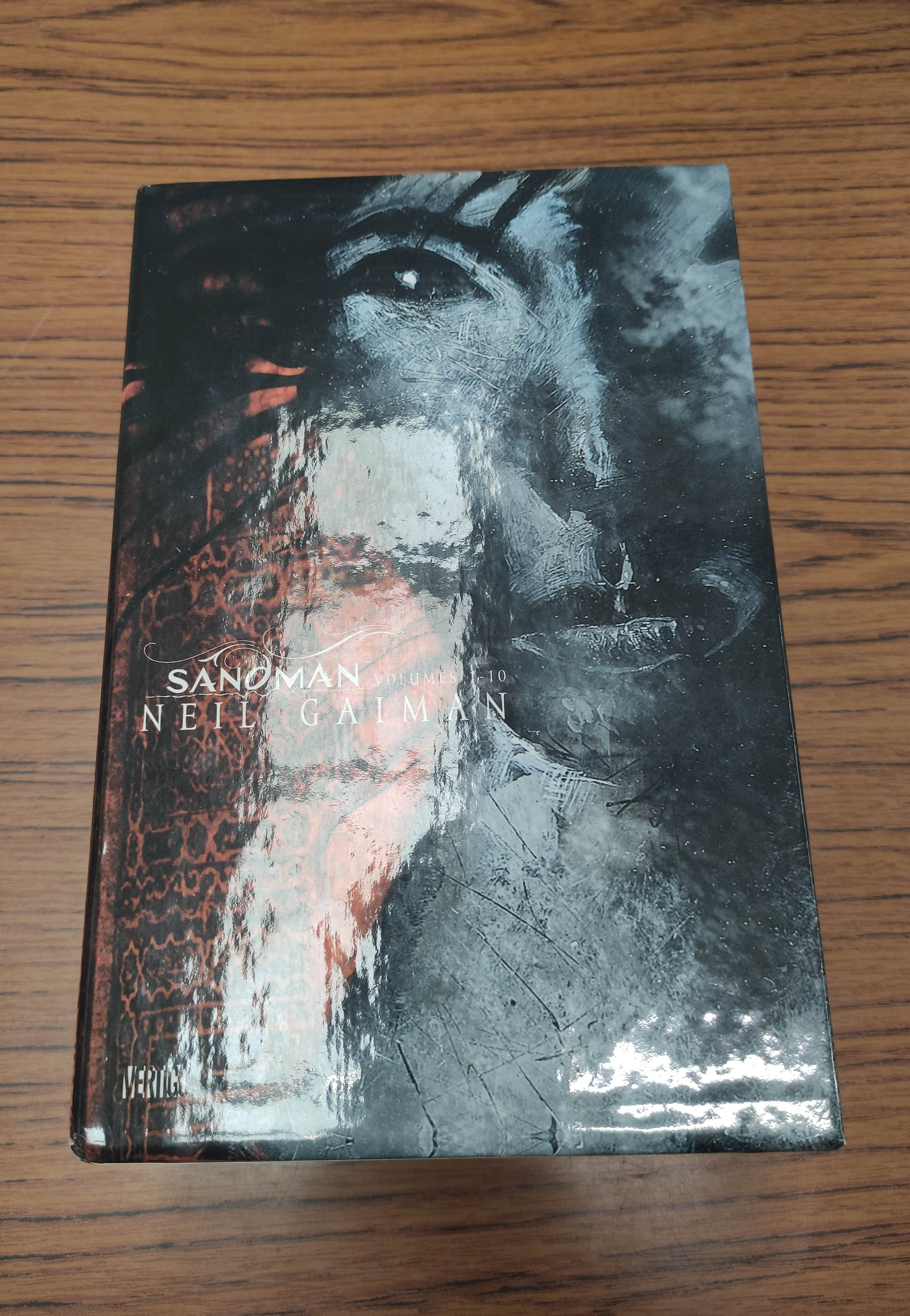 GAIMAN NEIL.The Sandman. Vols. 1 to 10 in wrappers & slip case; also 5 others, Neil Gaiman. - Image 5 of 17
