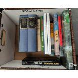 DANIELL WILLIAM.A Voyage Round Great Britain. 2 vols. Illus. Small quarto. Orig. blue cloth in