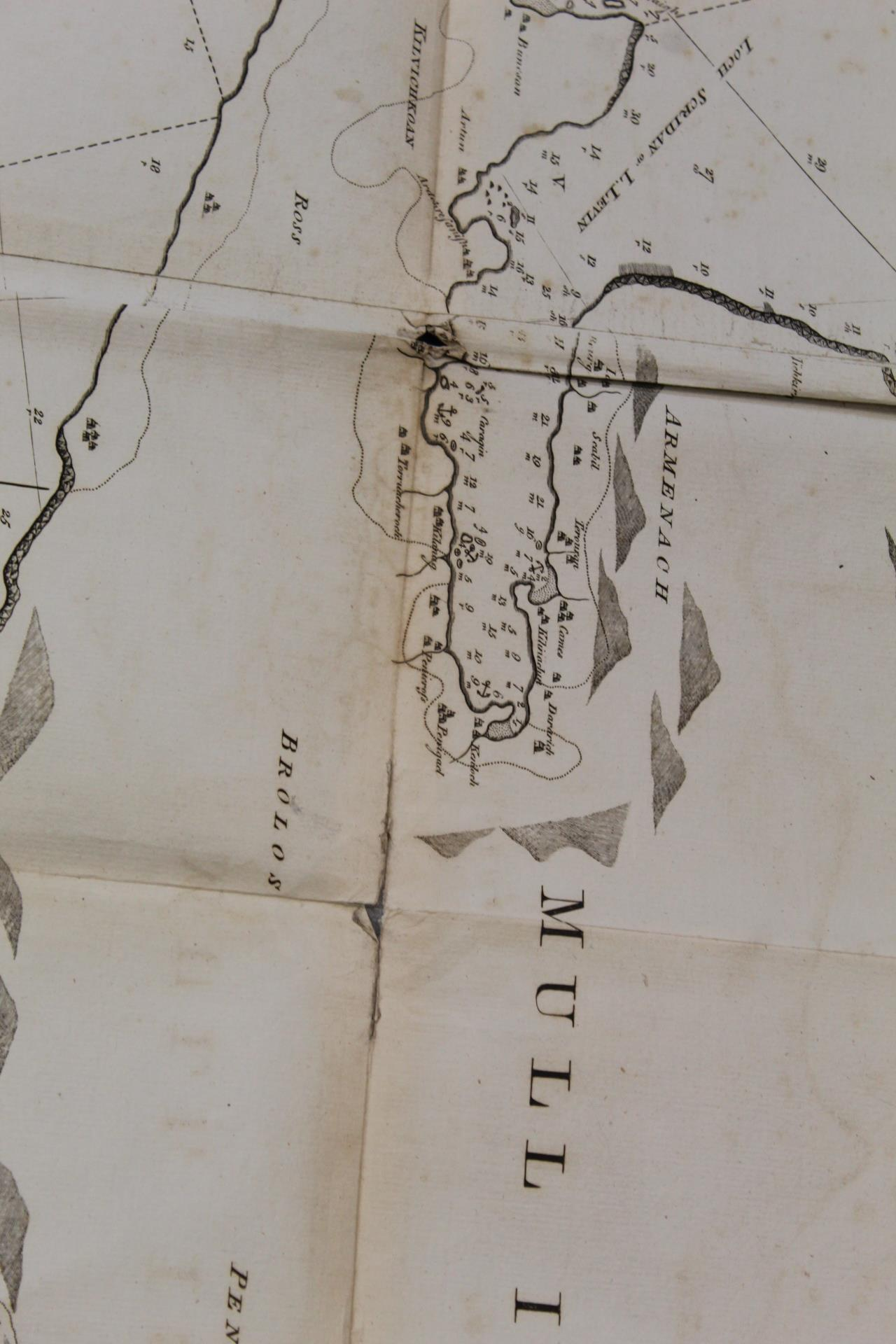 MACKENZIE MURDOCH (SNR.).A General Chart of the West Coast & Western Islands of Scotland from - Image 62 of 66