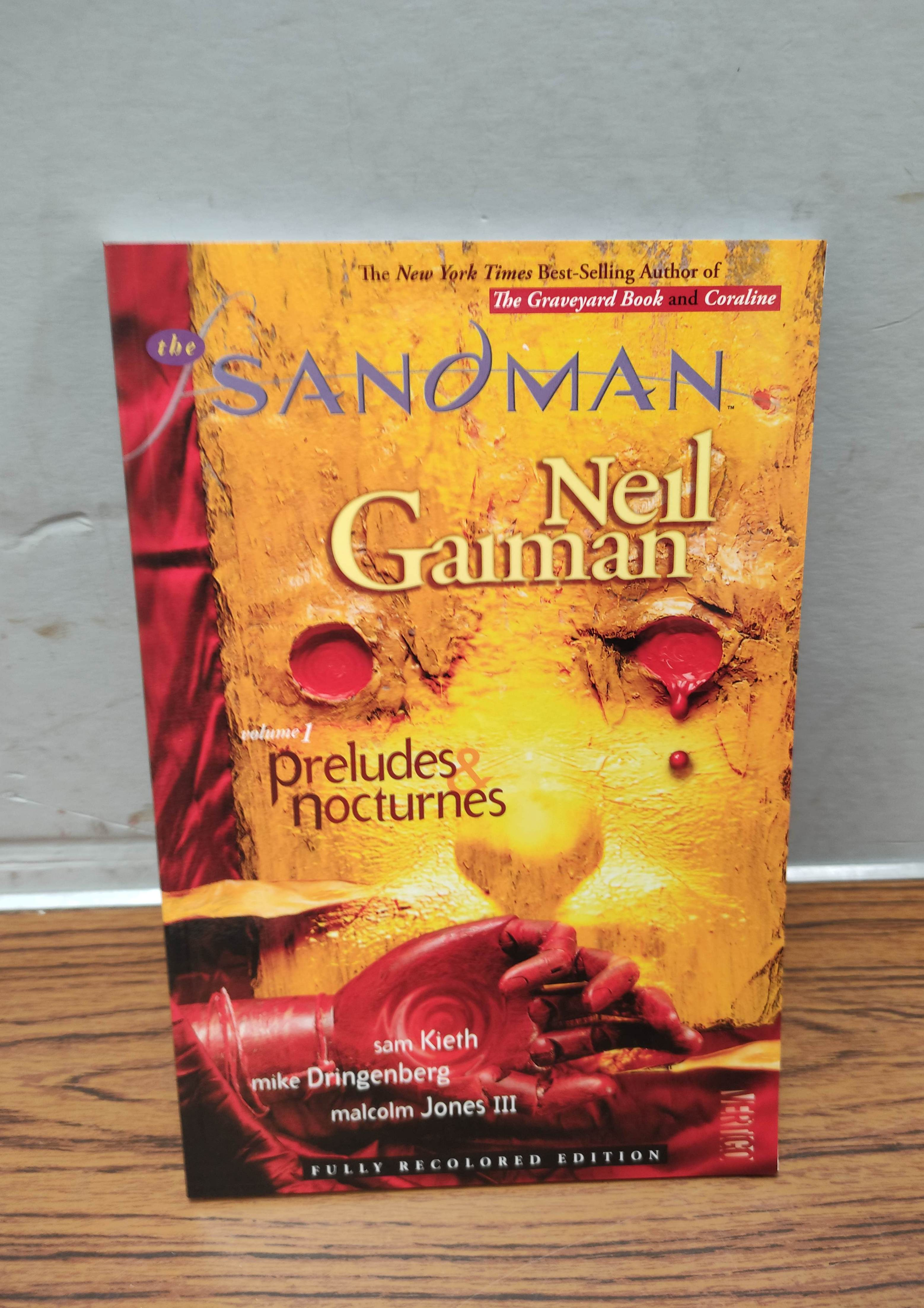 GAIMAN NEIL.The Sandman. Vols. 1 to 10 in wrappers & slip case; also 5 others, Neil Gaiman. - Image 6 of 17