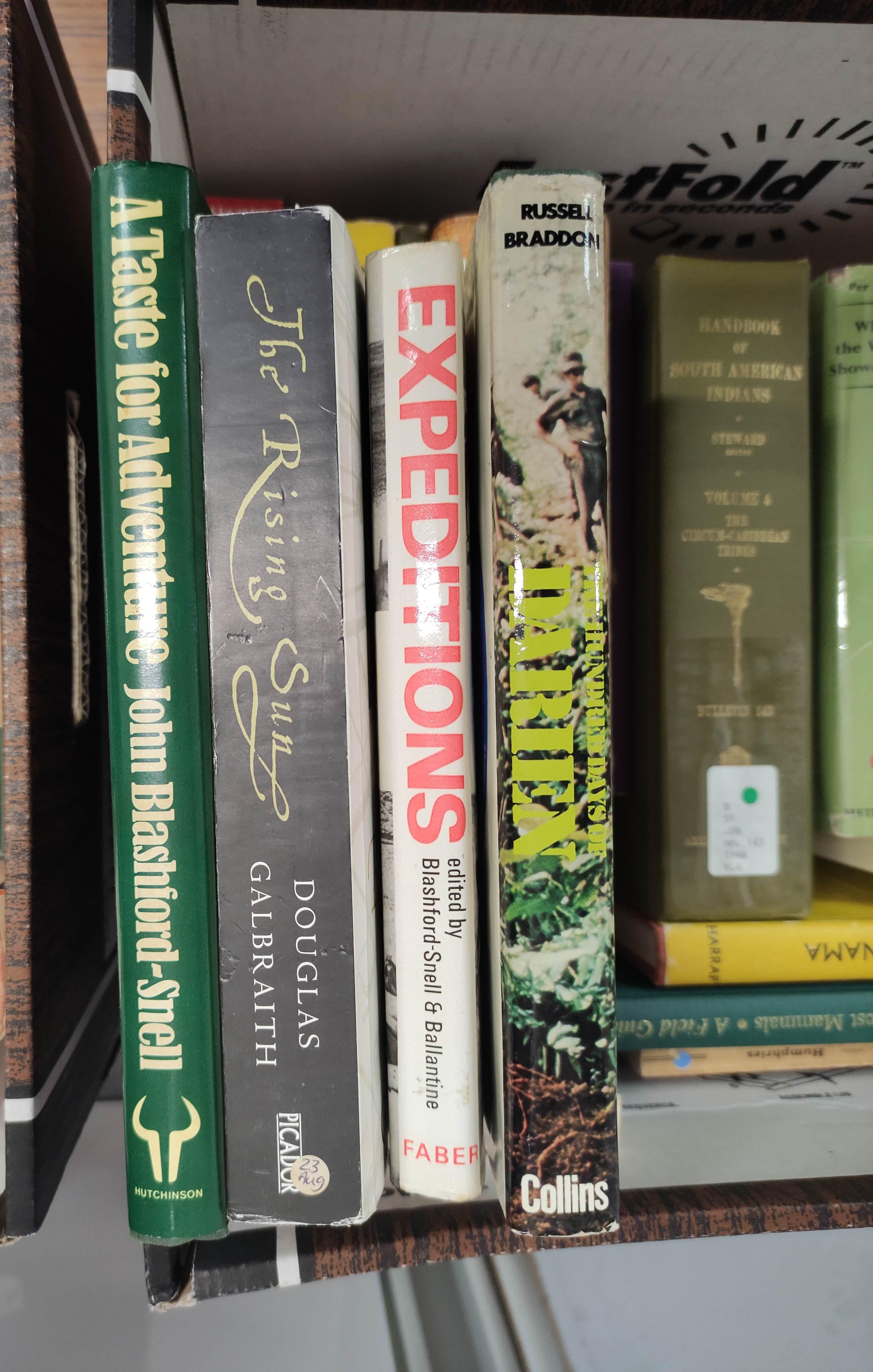 Darien,Panama & Central America.A carton of various vols. - Image 2 of 4