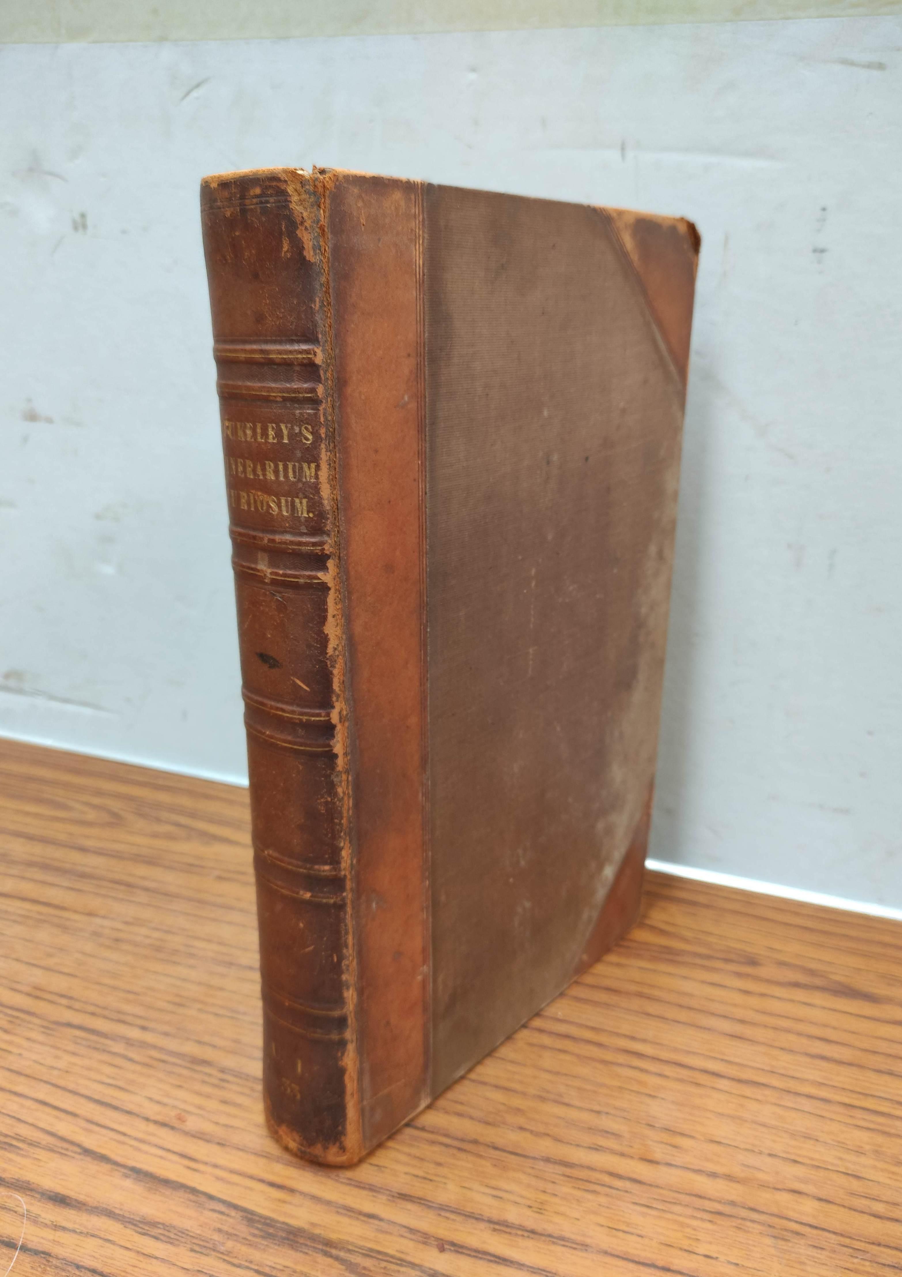 STUKELEY WILLIAM.Itinerarium Curiosum or An Account of the Antiquities & Remarkable Curiousities