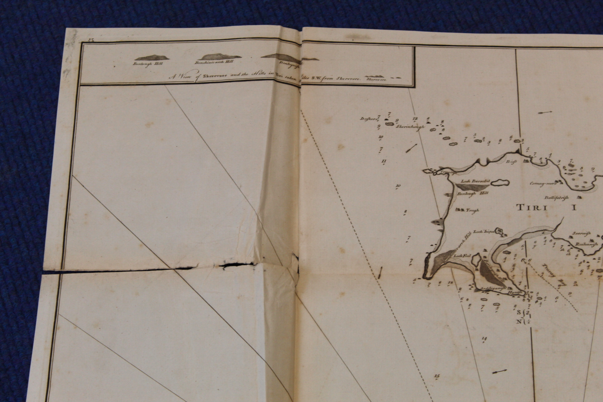 MACKENZIE MURDOCH (SNR.).A General Chart of the West Coast & Western Islands of Scotland from - Image 30 of 66