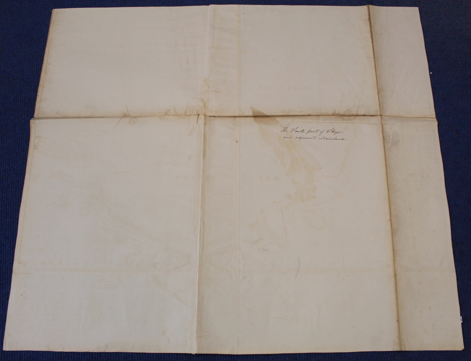 MACKENZIE MURDOCH (SNR.).A General Chart of the West Coast & Western Islands of Scotland from - Image 15 of 66