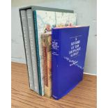 DANIELL WILLIAM.Daniell's Scotland. Ltd. ed. 600. 2 vols. Col. plates. Quarto. Half cloth in