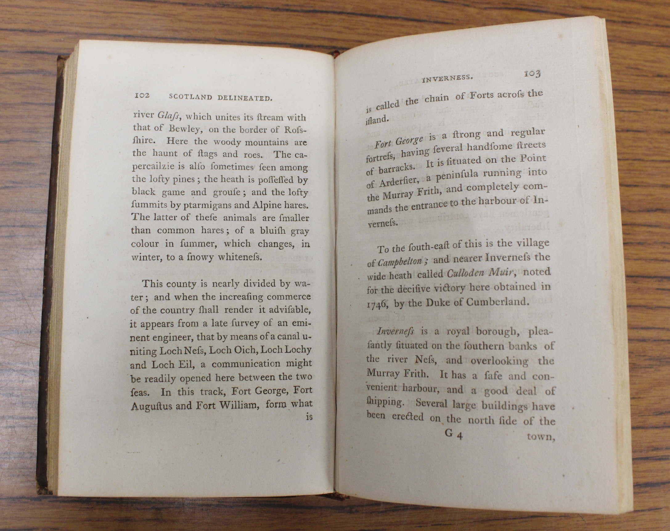 MACCULLOCH JOHN.A Description of the Western Islands of Scotland including the Isle of Man. 3 - Image 6 of 6
