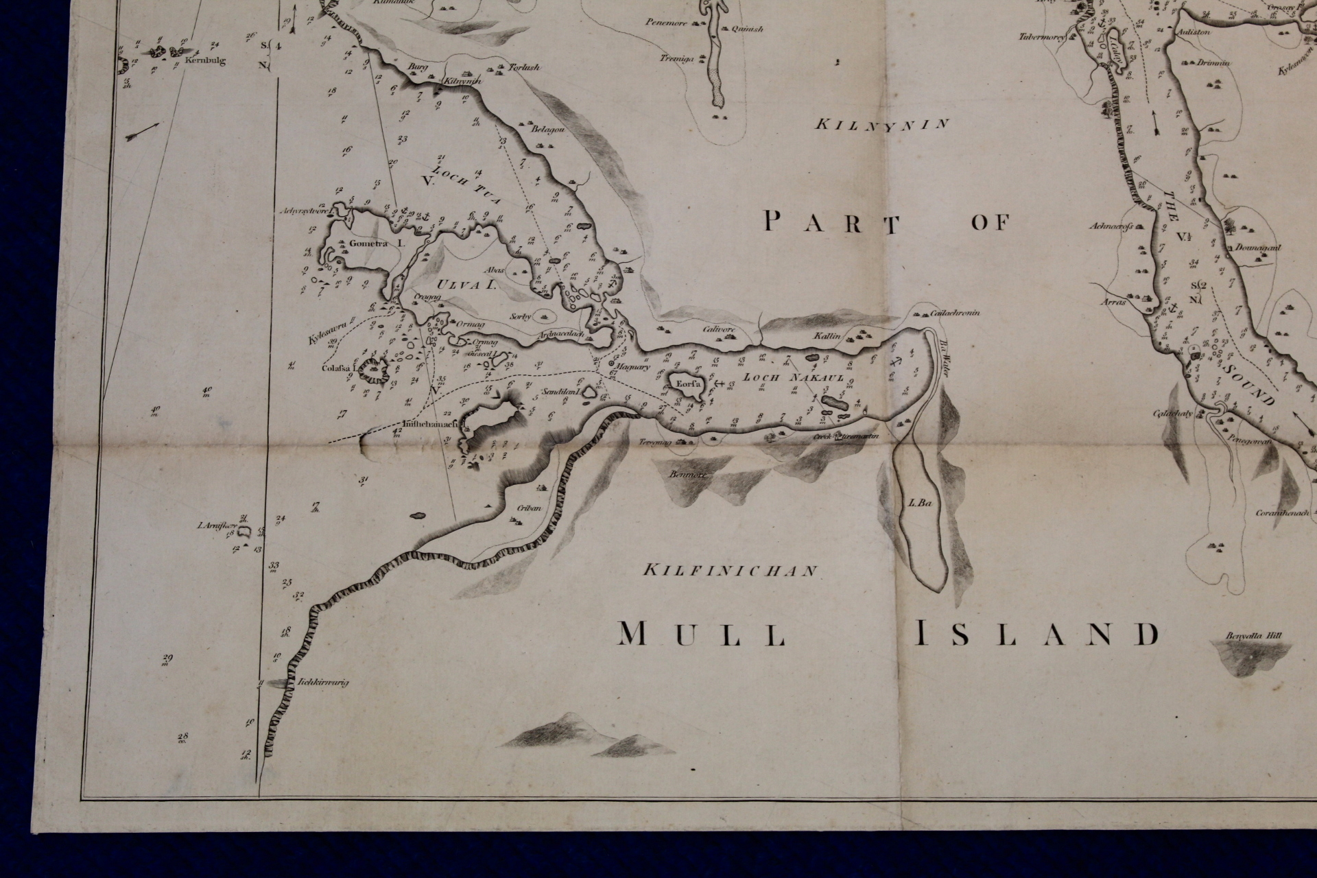 MACKENZIE MURDOCH (SNR.).A General Chart of the West Coast & Western Islands of Scotland from - Image 48 of 66