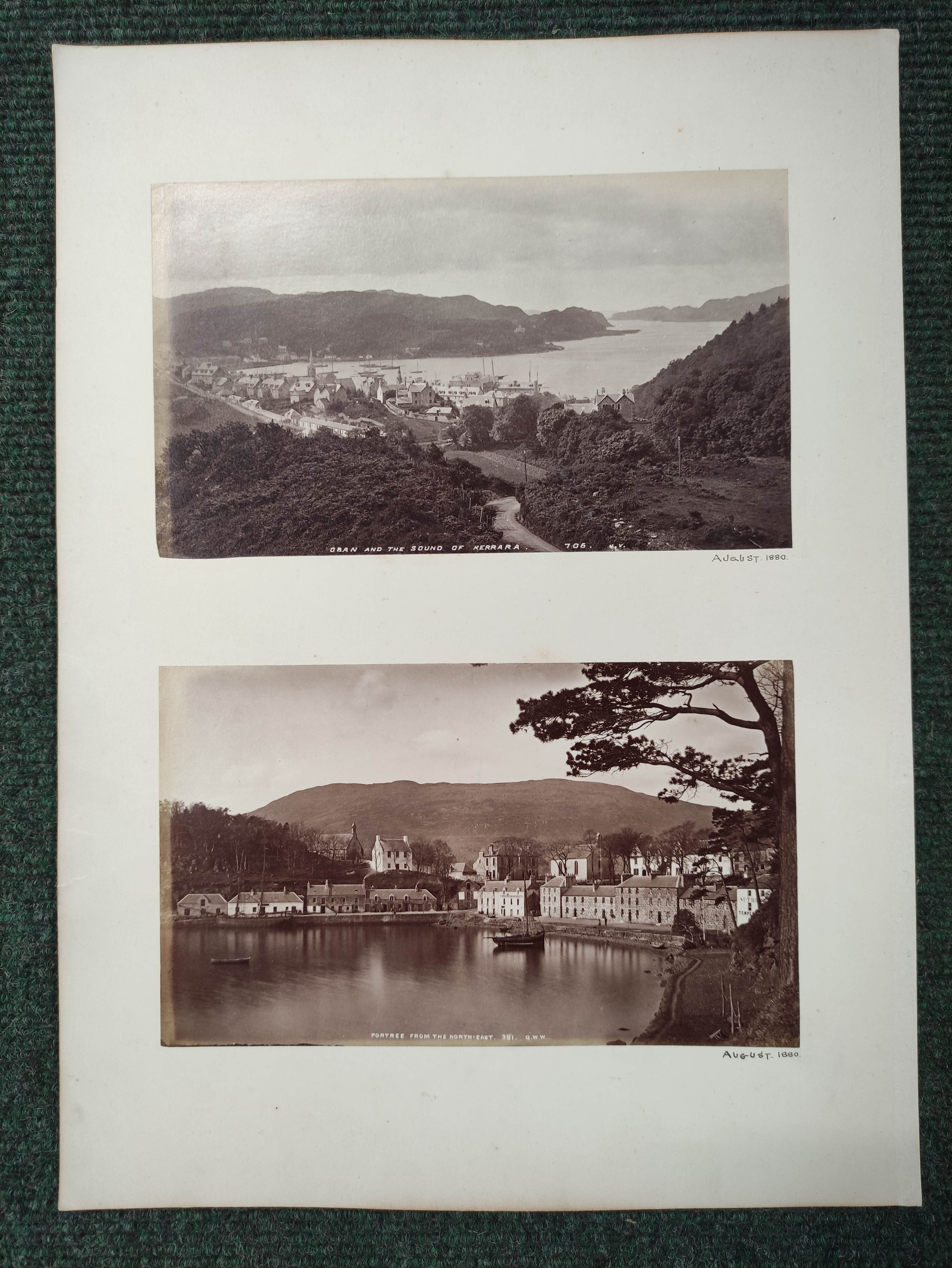 CONNELL ROBERT.St. Kilda & the St. Kildians.Orig. blue cloth. 1887; also one or two other items - Image 8 of 9