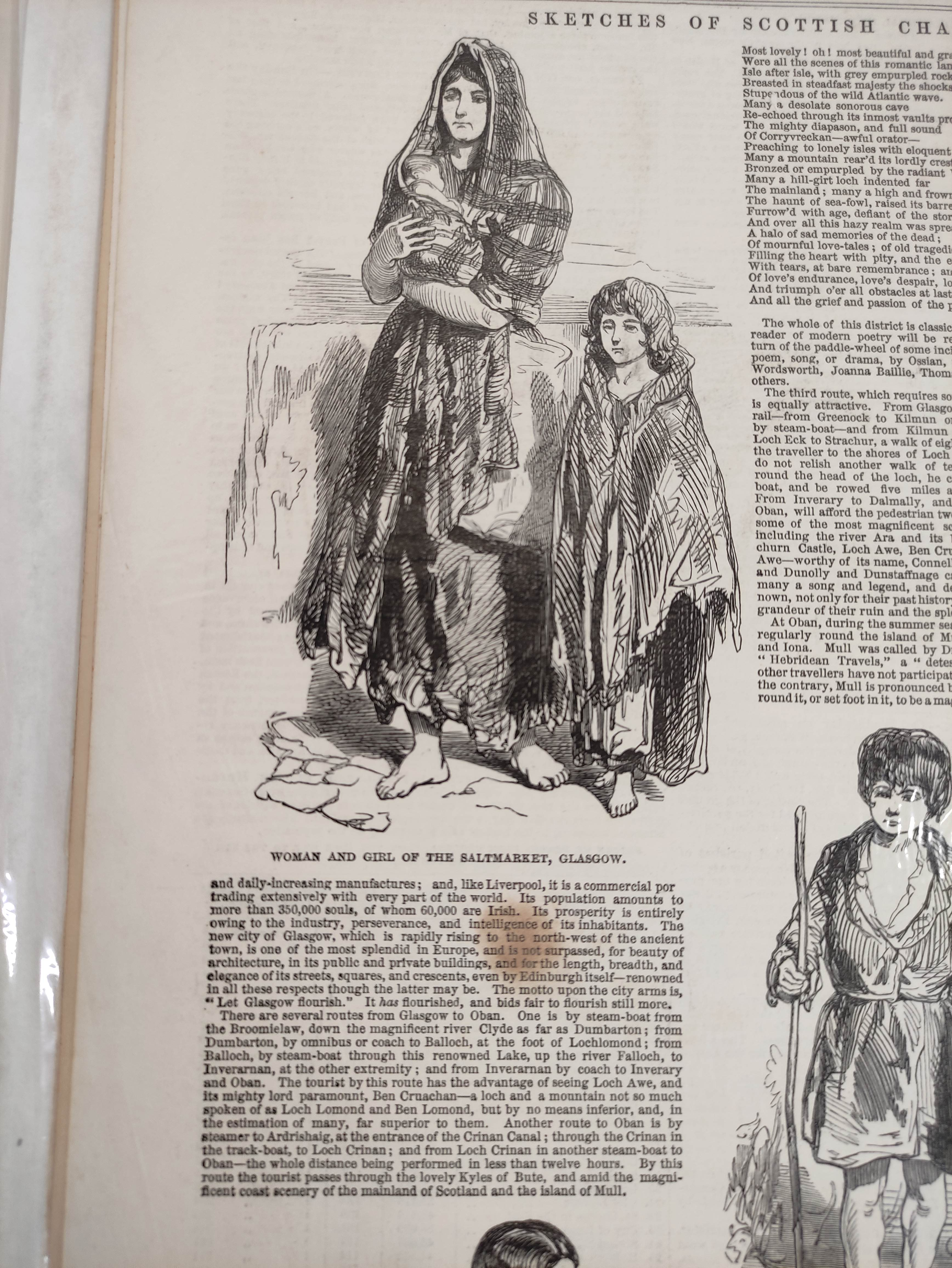Illustrated London News, The Graphic & other periodicals. A collection of extracts & loose illus. - Image 5 of 9