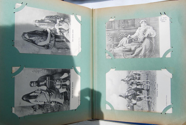 Fine Edwardian photograph album, c. 1907, relating to the Pitt family comprising Henley Regatta, - Image 15 of 22