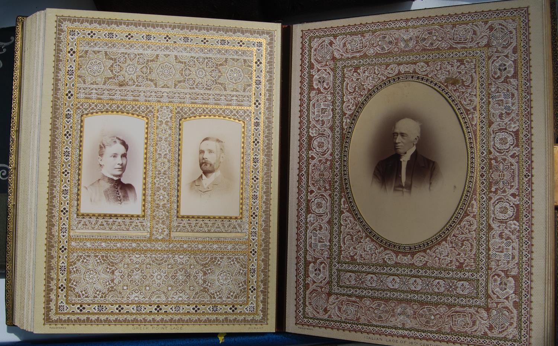 Fine Edwardian photograph album, c. 1907, relating to the Pitt family comprising Henley Regatta, - Image 11 of 22