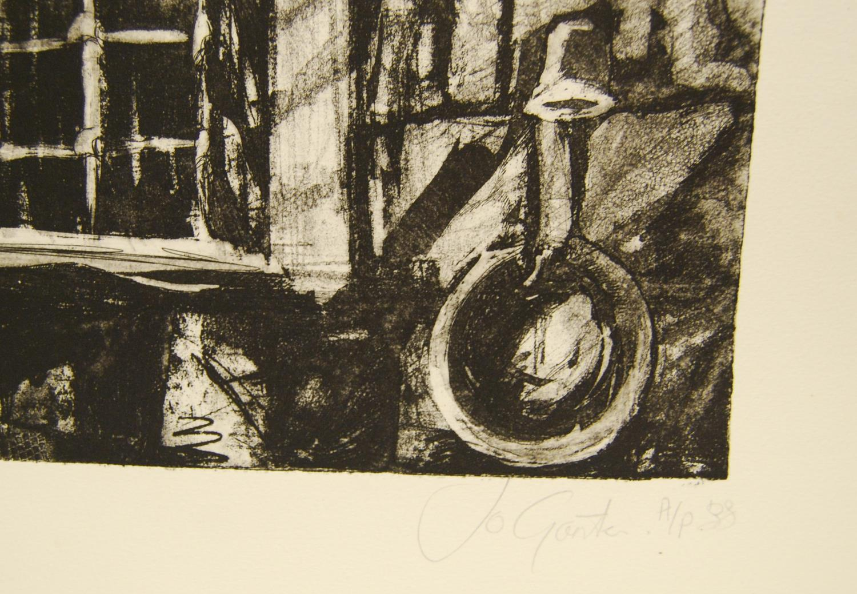 Jo Ganter RSA (British, b. 1963) - Image 2 of 3