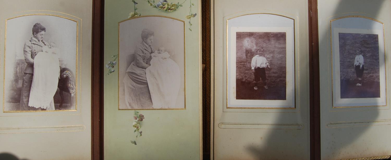 Fine Edwardian photograph album, c. 1907, relating to the Pitt family comprising Henley Regatta, - Image 20 of 22