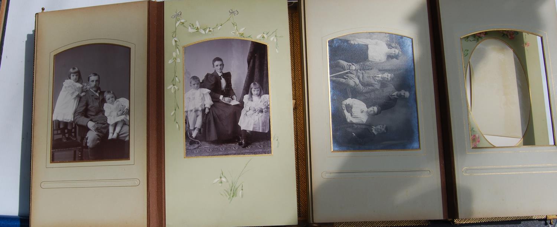 Fine Edwardian photograph album, c. 1907, relating to the Pitt family comprising Henley Regatta, - Image 21 of 22