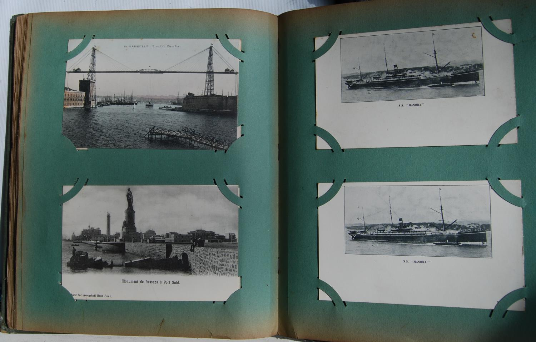 Fine Edwardian photograph album, c. 1907, relating to the Pitt family comprising Henley Regatta, - Image 13 of 22
