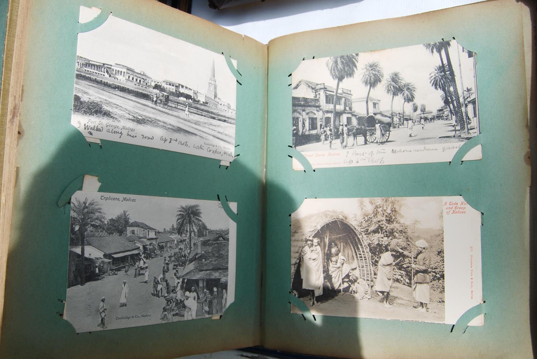 Fine Edwardian photograph album, c. 1907, relating to the Pitt family comprising Henley Regatta, - Image 16 of 22
